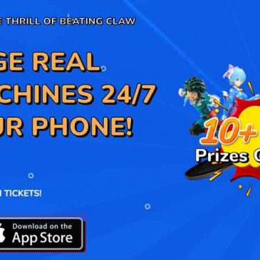Real Prize Claw Machine App Canada: The Best Game to Play in the World