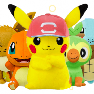 Play Pikachu Claw Machine and Win Exclusive Pokemon Merchandise